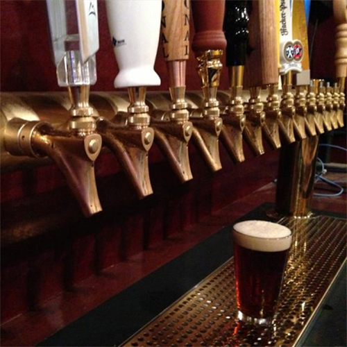 Nellie's Place - beer spouts
