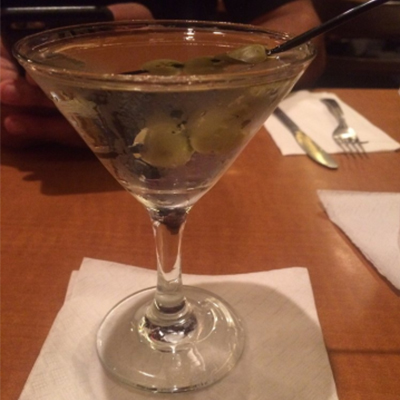 About Nellie's Place - Martini